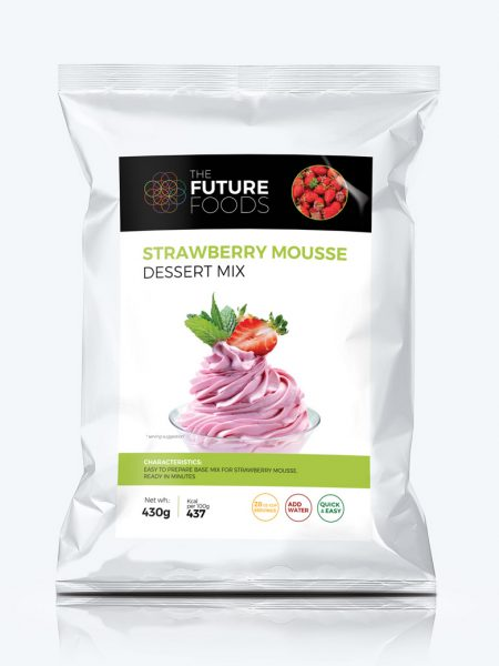 Mousse - Strawberry