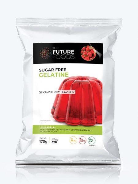 Sugar Free Gelatine - Strawberry