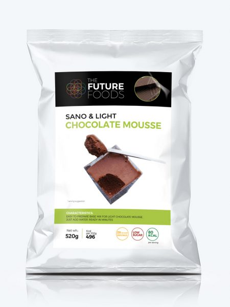 Mousse Sano Light Chocolate