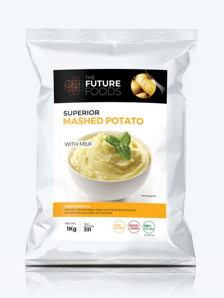 Superior Mashed Potato