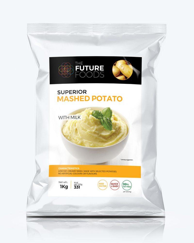 Superior Mashed Potato