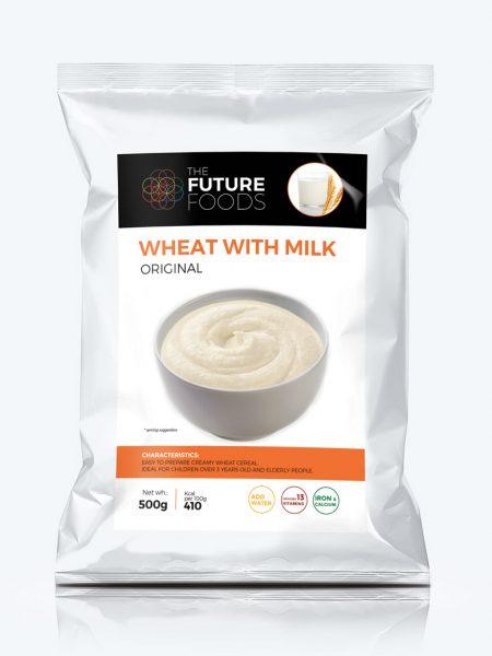 Wheat with milk - Original