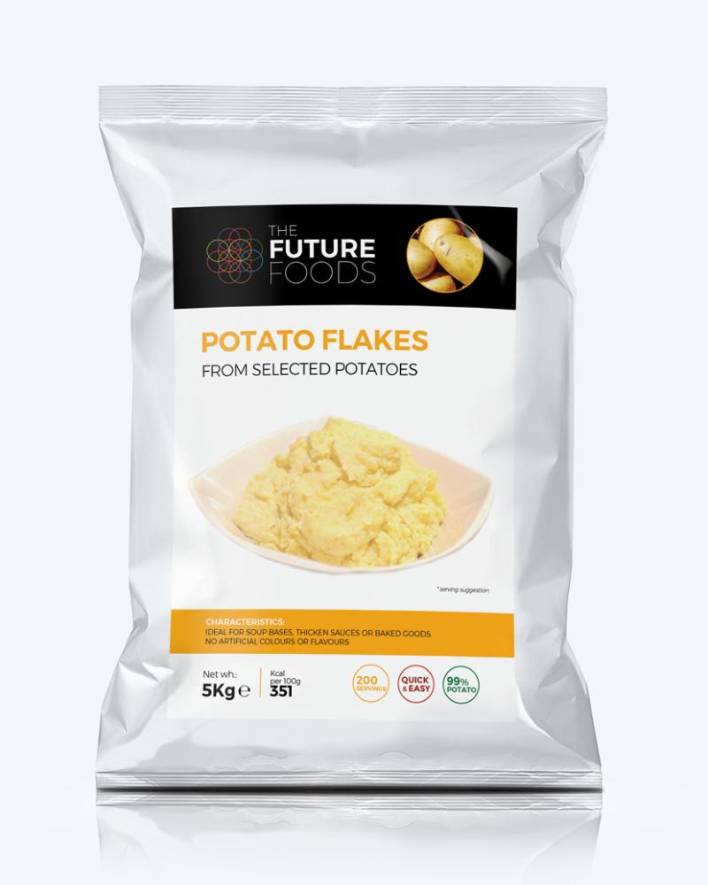 Potato Flakes Powder