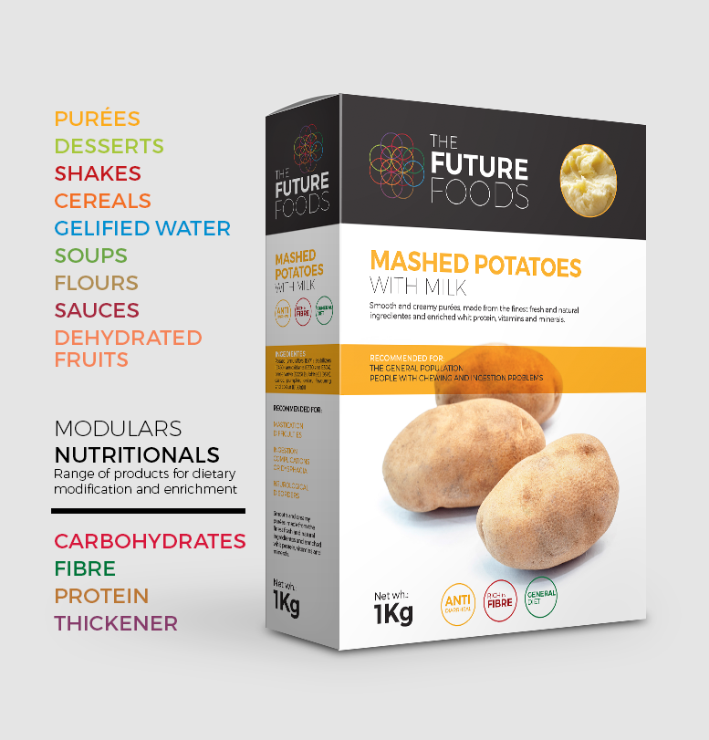 The Future Foods - Our Products