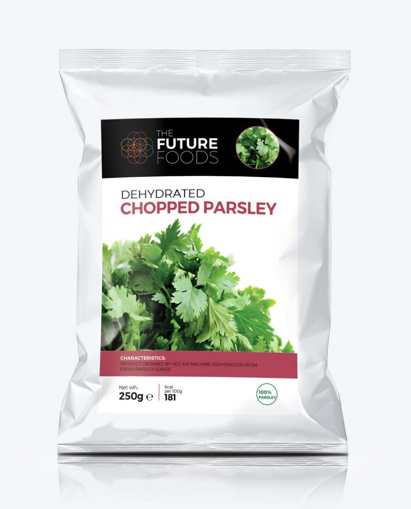 Dehydrated Chopped Parsley