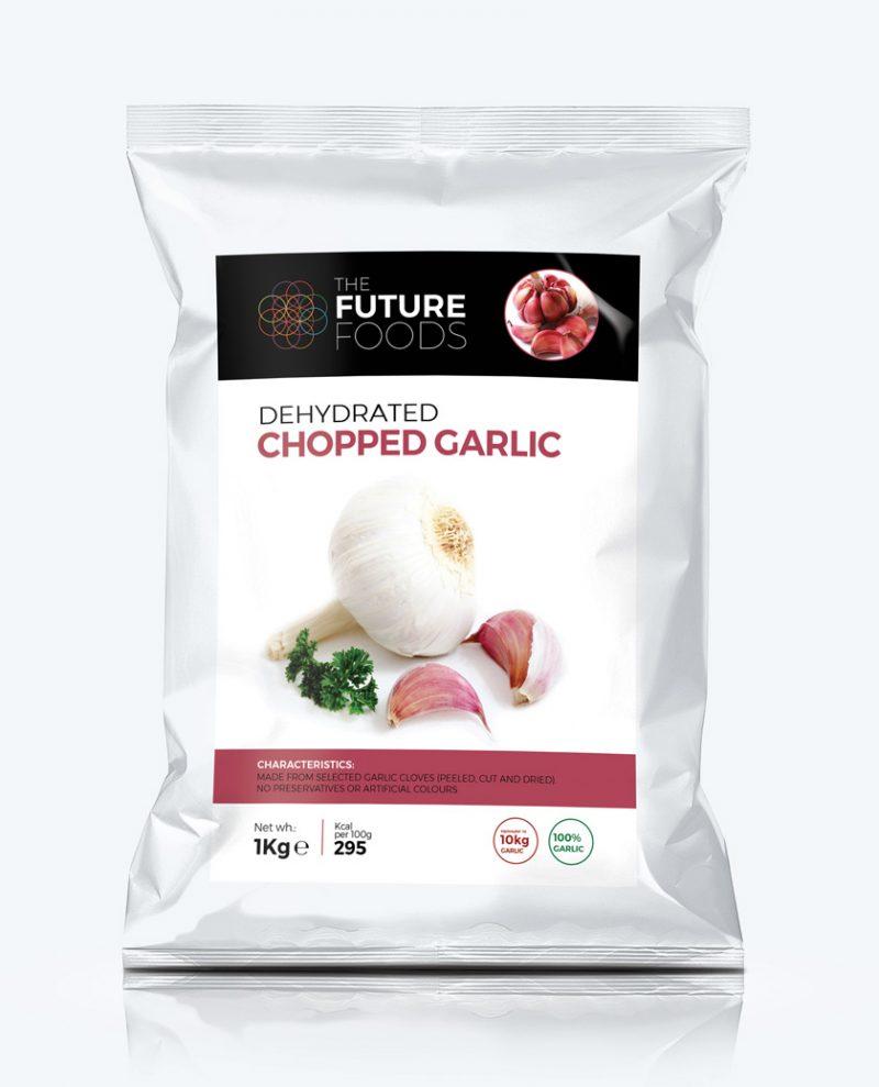 Dehydrated Chopped Garlic