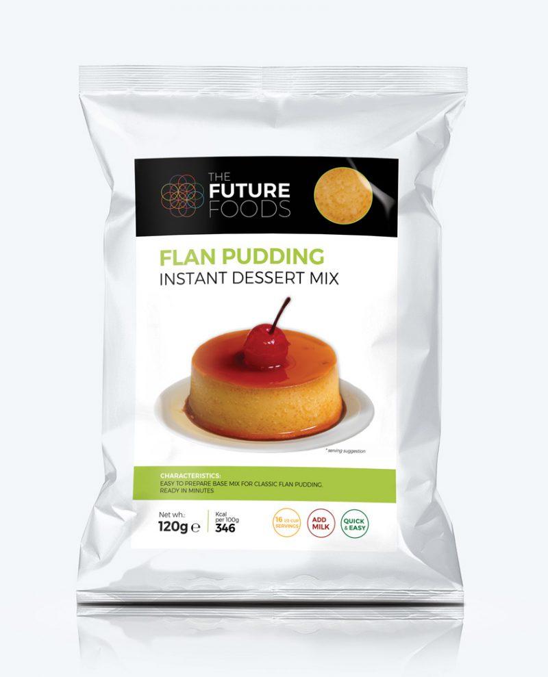 Flan Pudding Powder