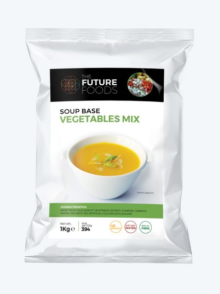 Vegetable Soup Base