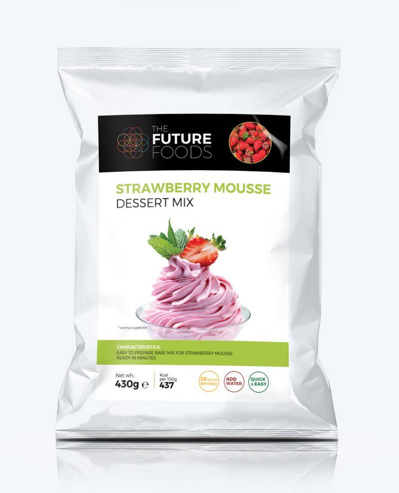 Mousse Powder Dessert