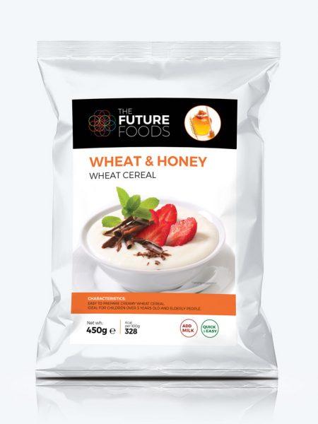 Wheat-Honey